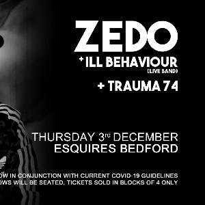 Zedo + Ill Behaviour & Trauma 74
