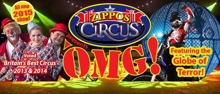 Zippos Circus presents OMG!