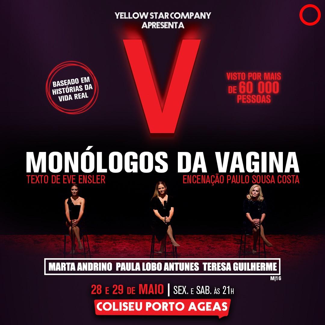 Monólogos Da Vagina | Porto