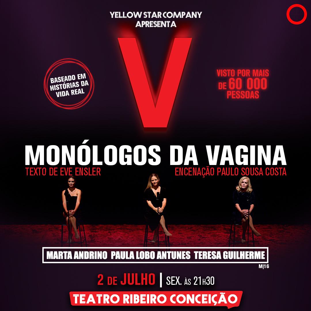 Monólogos Da Vagina | Lamego