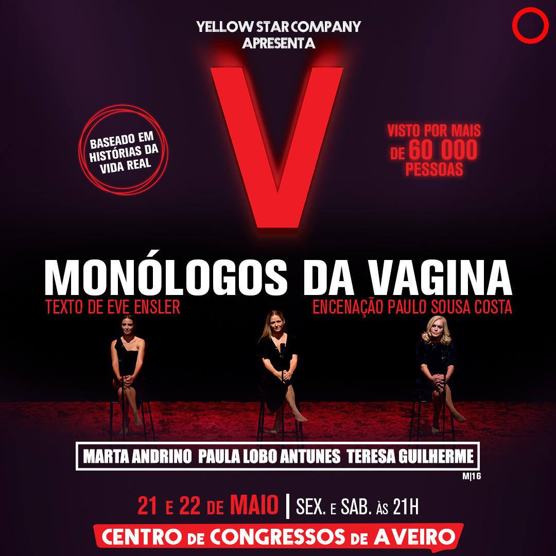 Monologos Da Vagina | Aveiro