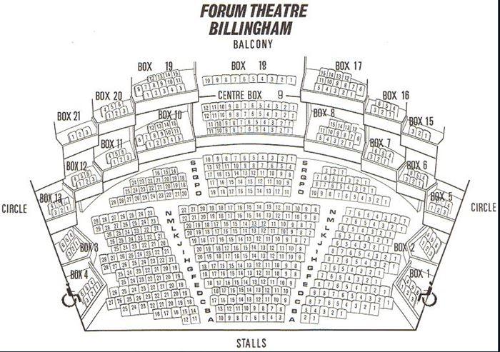 Forum Theatre Billingham