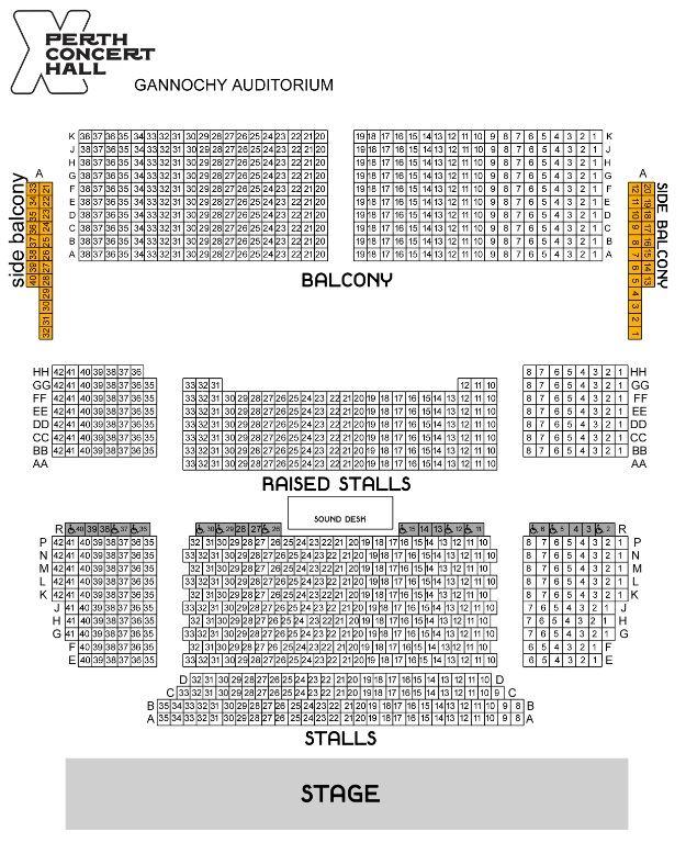 Concert Hall - Perth