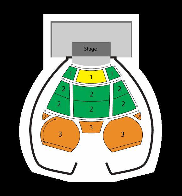 The Auditorium at M&S Bank Arena