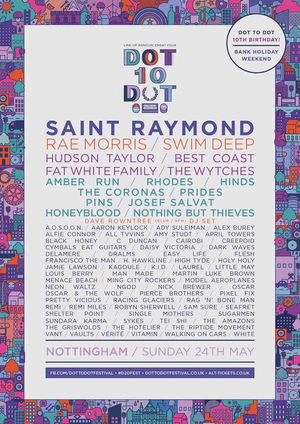 Dot To Dot Nottingham