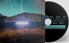 Arcade Fire 'Everything Now' - album packshot