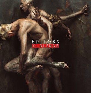 Editors: 'Violence' album cover