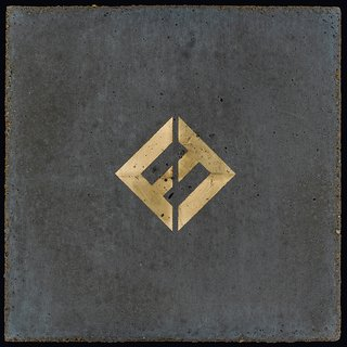 Foo Fighters: 'Concrete and Gold' - album cover
