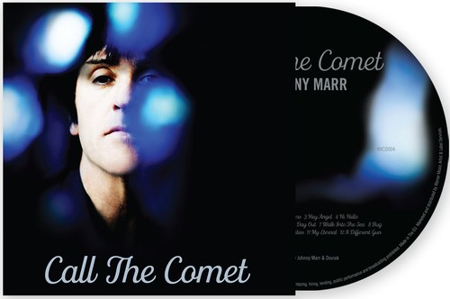 Johnny Marr album packshot