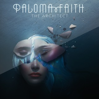 Paloma Faith: 'The Architect' album cover