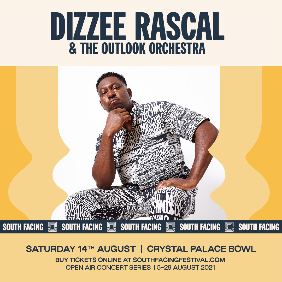 Dizzee Rascal poster