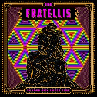 The Fratellis: 'In Your Own Sweet Time' album cover