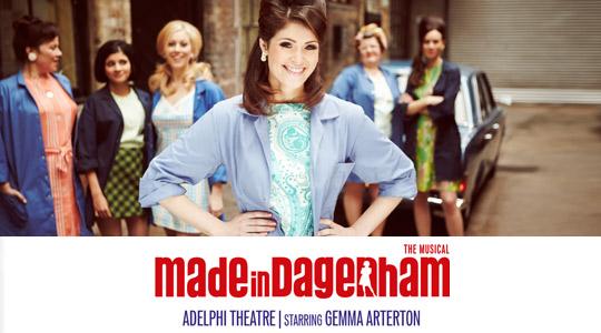 Made in Dagenham!