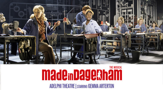 Made in Dagenham!