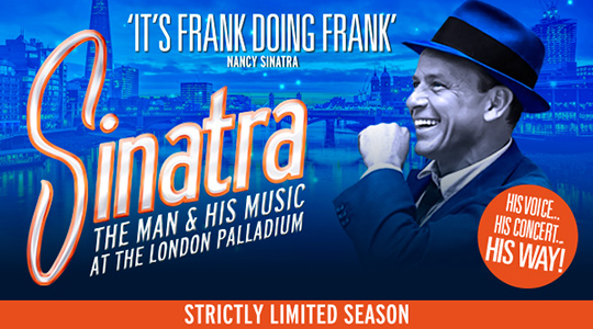 Sinatra - At The Palladium