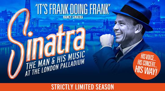 Sinatra - At The Palladium