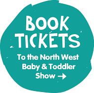Manchester Baby and Toddler Show - Book Tickets Button