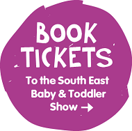 Sandown Park Baby and Toddler Show - Book Tickets Button