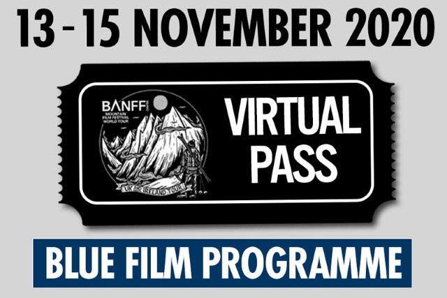 Blue Film programme tickets