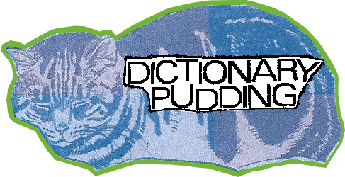 dictionarypudding