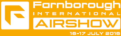 Farnborough International AirShow 16-17 July 2016