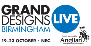 Grand Designs Live, returns to Birmingham