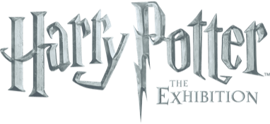 Logo Harry Potter The Exhibition