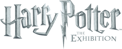 Logotipo Harry Potter The Exhibition