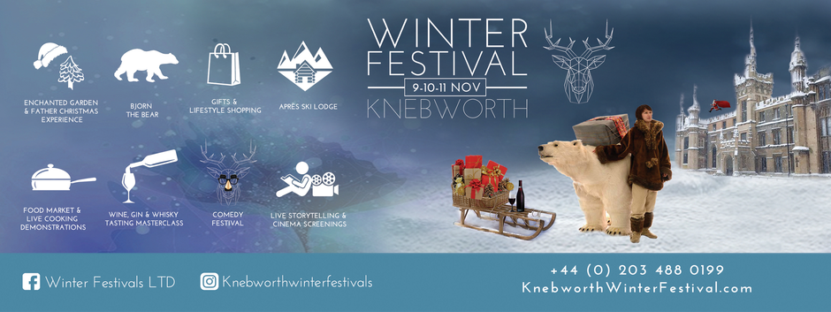 Knebworth Winter Festival