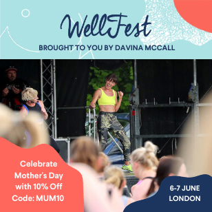 Europe's largest health and wellness festival