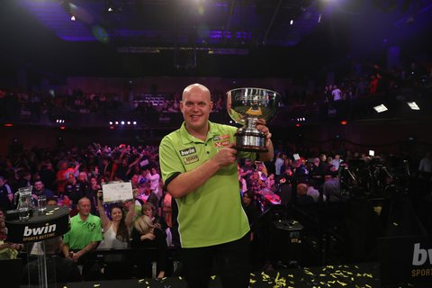 bwin Grand Slam of Darts