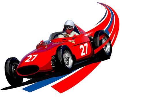Silverstone Classic Hero Image McLaren M8 Can-Am